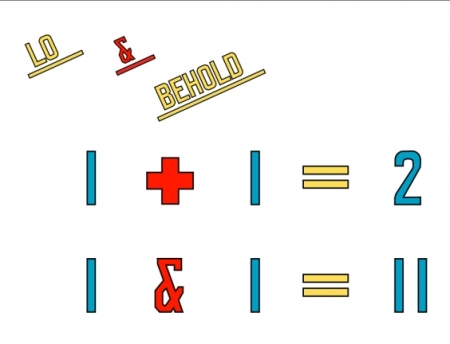 How to put requirements into equations (Lawrence Weiner)