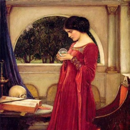 divination_JW_Waterhouse