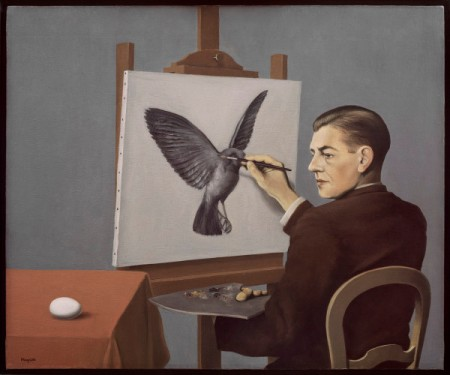 The Origin of Design (A. Magritte)