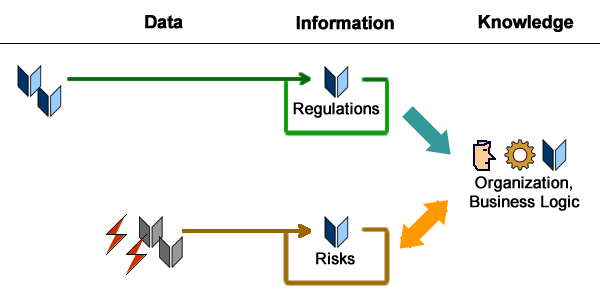 Regulatory Compliance vs Risks Management