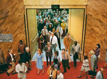 Where individual motives blend into collective rationality (Alex Prager)