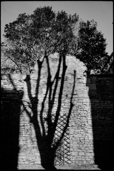 FRANCE. Languedoc-Roussillon region. Nimes. 1989.