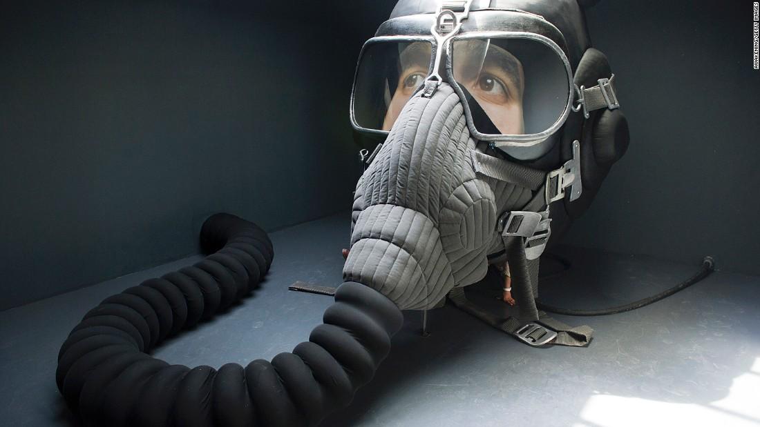 Irina Nakhova mask1