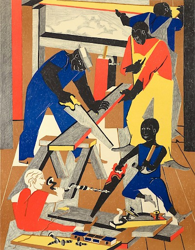JacobLawrence-builders2