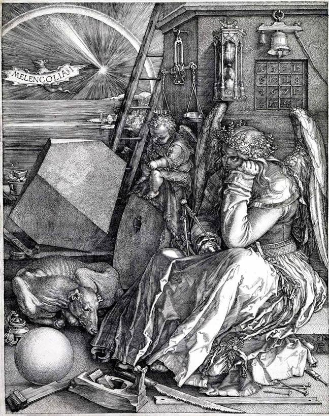 Melencolia2 (Albrecht Dürer)